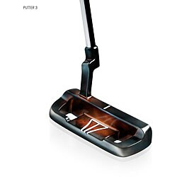 Nextt Golf Pro Score Copper S-Mallet Putter