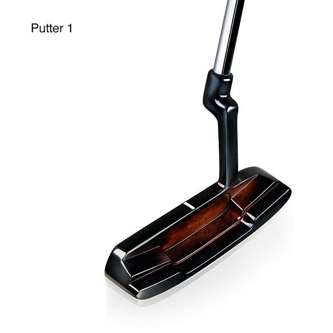 Nextt Golf Pro Score Copper Blade Left-hand Putter