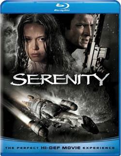 Serenity (Blu-ray Disc)