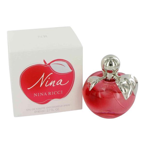 Nina Ricci Nina 2.7-ounce Eau de Toilette Spray