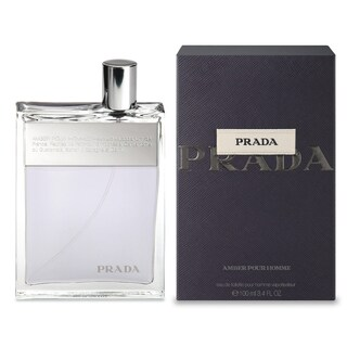 Prada Amber Pour Homme Men's 3.4-ounce Eau de Toilette Spray