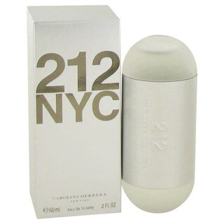 Carolina Herrera 212 Women's 2-ounce Eau de Toilette Spray