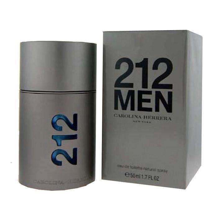Carolina Herrera 212 Men's 1.7-ounce Eau de Toilette Spra...