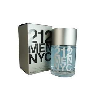 Carolina Herrera 212 Men's 3.4-ounce Aftershave
