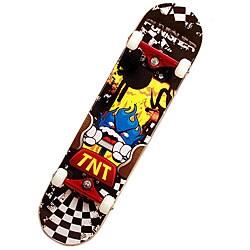 Punisher Skateboards TNT 31-inch Complete Skateboard