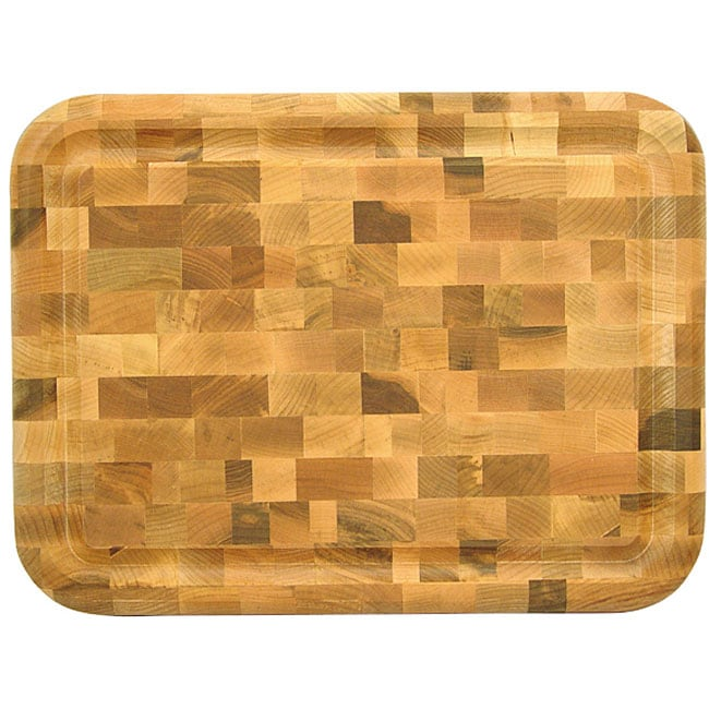 Reversible End Grain Block Cutting Board (Reversible End Grain Block)