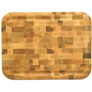 Reversible End Grain Block Cutting Board