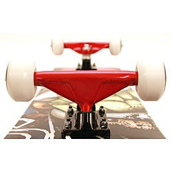 Punisher Jester ABEC-7 31-inch Complete Skateboard - Thumbnail 2