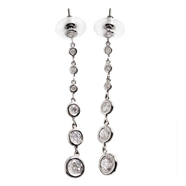 Nexte 'The Temptation' Graduated Drop Earrings. Opens flyout.