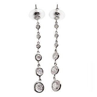 Nexte 'The Temptation' Graduated Drop Earrings