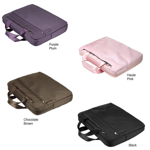 fa185e40c020 Shop Pinder Bags Corner Office 17-inch Laptop Sleeve - Free Shipping On  Orders Over $45 - Overstock - 3554741
