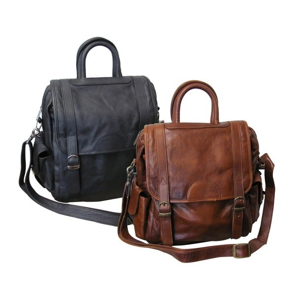 Amerileather Three-way Backpack
