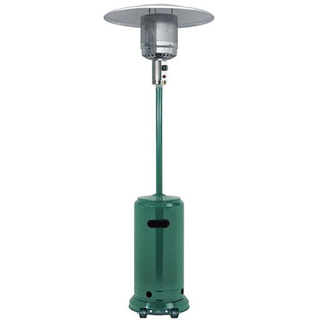 Outdoor green patio heater free shipping today for Green heaters for home