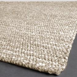 Hand-woven Mandara Wool Rugnner Rug (2'6 x 7'6)