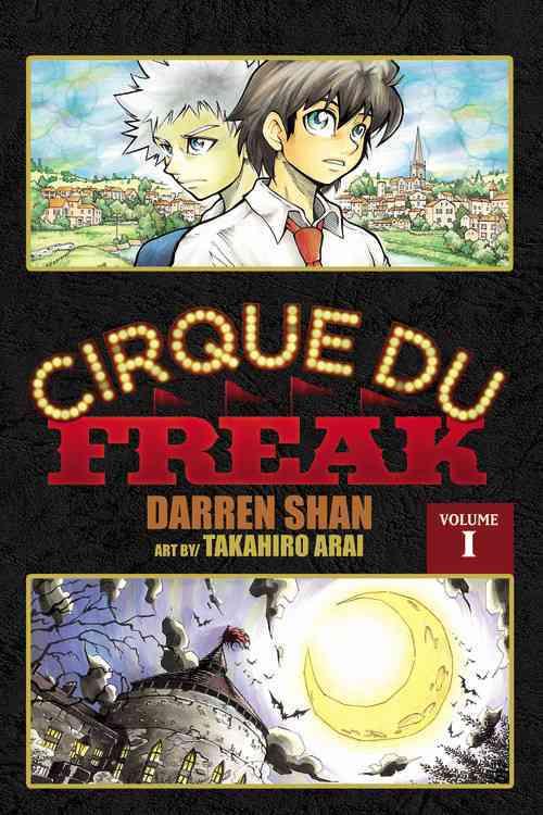 Cirque Du Freak the Manga 1 (Paperback)