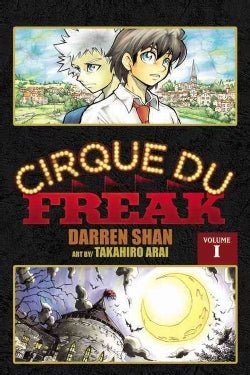 Cirque Du Freak the Manga 1 (Paperback)