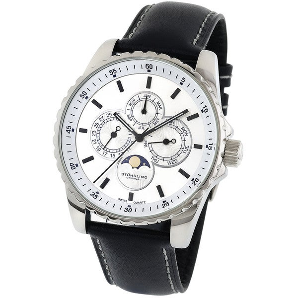 Stuhrling Original Men's Artemis Multifunction Watch