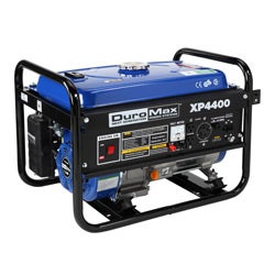 DuroMax 4400-watt 7HP Portable Gas Powered Generator