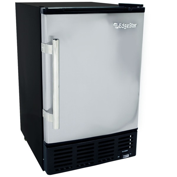 EdgeStar IB120SS Under-counter Stainless Steel Ice Maker Sold by Living Direct
