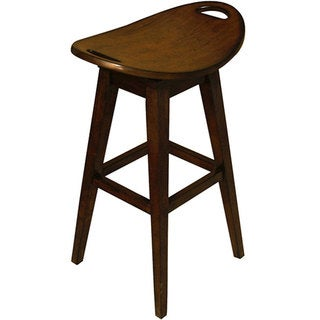 Throroughbred Espresso Bar Stool