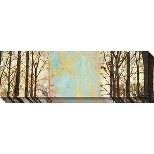 Gallery Direct Sara Abbott 'Dusk I' Gallery-wrapped Canvas Art