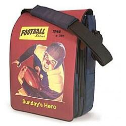 Mobile Edge 'Sunday's Hero' Vertical 14.1-inch Laptop Messenger Bag
