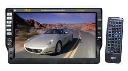Pyle PLD71MU Touch Screen DVD/CD/MP3/CD-R/USB/AM/FM/RDS Receiver - Thumbnail 1