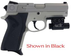 AimShot Extra-Bright Silver Rail-mounted Laser Sight - Thumbnail 2