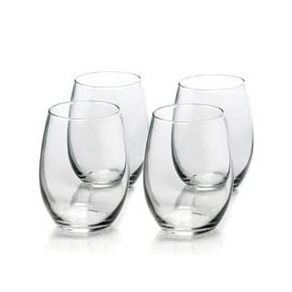 Anchor Hocking 4-piece Stemless Wine Glass Set|https://ak1.ostkcdn.com/images/products/3600831/P11670167.jpg?impolicy=medium
