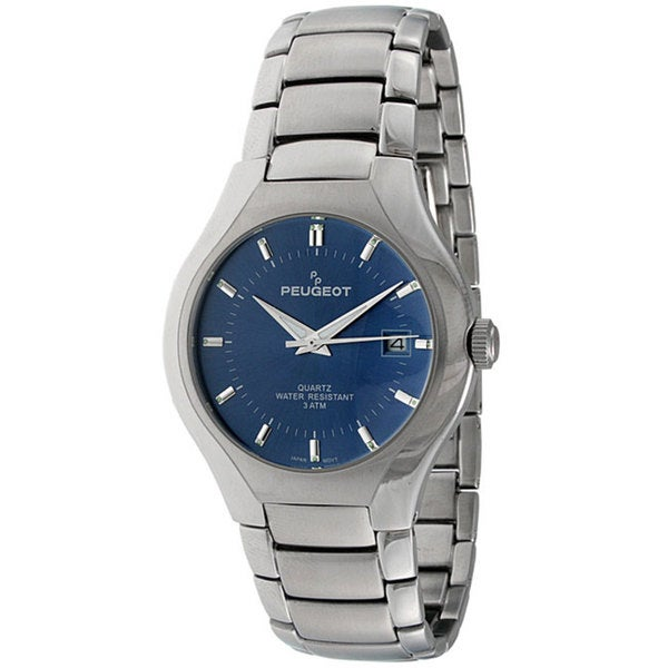 Peugeot Men's Stainless Steel Watch