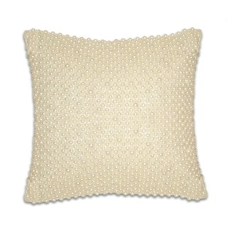 Thro by Marlo Lorenz Allover Pearl Pillow