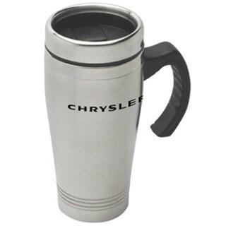 Chrysler Logo Travel Mugs (Set of 2)