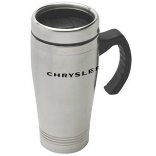 Chrysler Logo Travel Mugs (Set of 2)