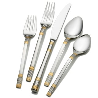Wallace Corscia 65-piece Flatware Set
