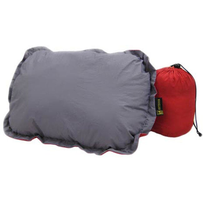 Grand Trunk Adjustable Polyester Travel Pillow