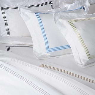 Hotel Collection 300 Thread Count Sateen 3-Piece Duvet Cover Set (More options available)