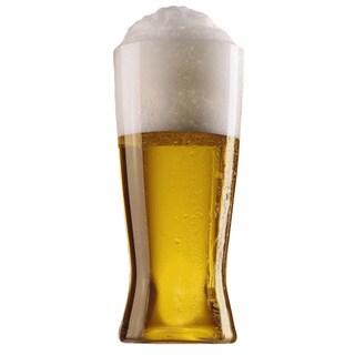 Spiegelau Beer Classics Stemmed Lager Glassware (Set of 4)