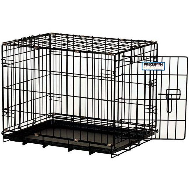 Precision Pet ProValu Black 1000 1-door Crate