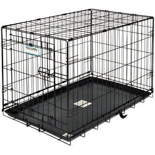 Precision Pet ProValu Rust Resistant Black Pet 4000 1-door Crate