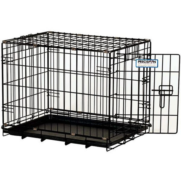 Precision Pet ProValu Rust Resistant Black Pet 4000 1-door Crate