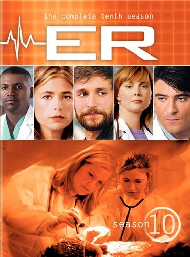 ER: The Complete Tenth Season (DVD)