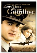 Every Time We Say Goodbye (DVD)