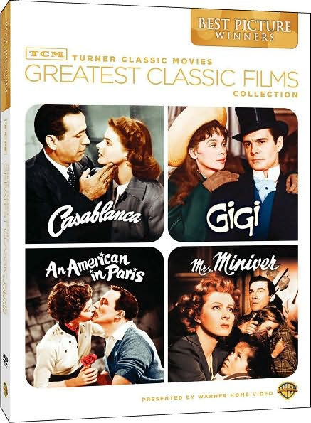 TCM Greatest Classic Films: Best Picture Winners (DVD)