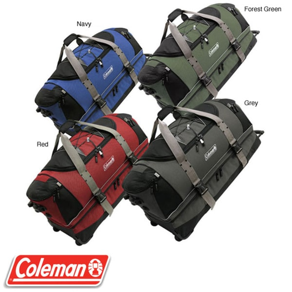 Coleman Excursion 36-inch Wheeled Duffel Bag