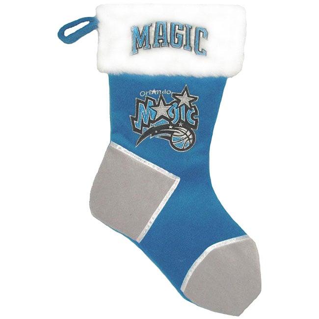 Forever Collectibles NBA Orlando Magic Christmas Stocking