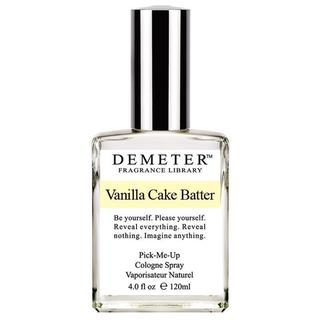 Vanilla Cake Batter Demeter Women's 4 oz Cologne Spray