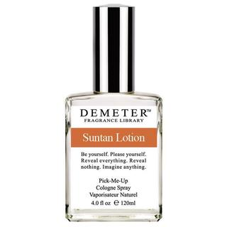 Demeter Suntan Lotion Women's 4-ounce Cologne Spray