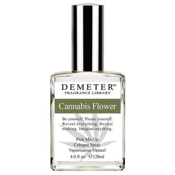 Demeter Cannabis Flower Women's 4-ounce Cologne Spray