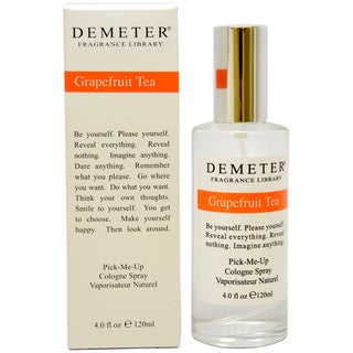 Demeter Grapefruit Tea 4-ounce Cologne Spray