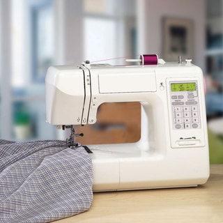 Janome 115215 Computerized Sewing Machine (Refurbished)